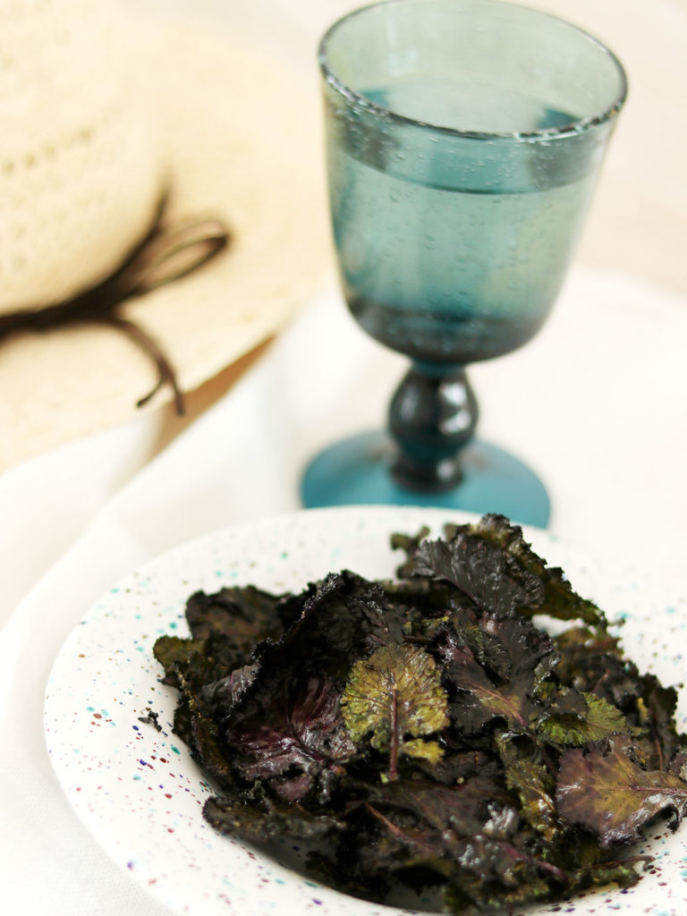 Fingerfood: Kale Chips
